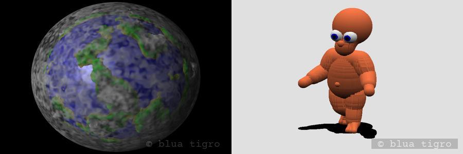 Planeet en Baby